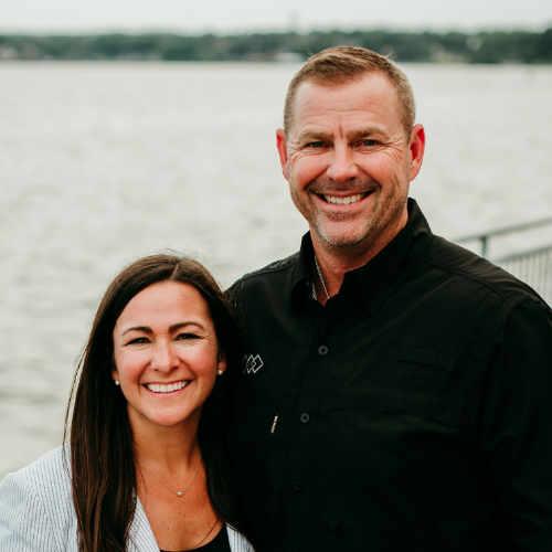 Megan & Chad Lacefield
